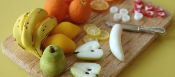 Fruit and vegetable printing