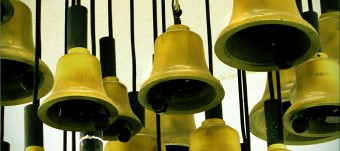 Play with bells and chimes