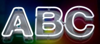 ABC – peel it off