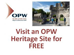 OPW Free Admission