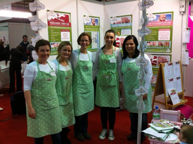 Baby Fair team photo